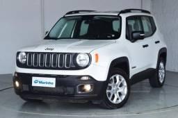 Jeep Renegade 1.8 Sport (Único dono) - 2018/2018 (IPVA 2020 grátis)