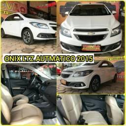 Onix LTZ 2015 automático Trevao Veiculos - 2015