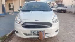 Ford Ka sedan plus 1.5 2015 carro de são Paulo não rodou em carroçal tel - 2015