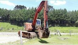 Escavadeira Poclain 1985