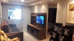 Sobrado a venda no Sitio Cercado em Curitiba-3 quartos sem um suite e duas vagas