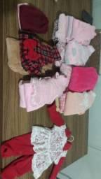 Vendo lote de roupas menina