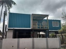 Casa container, pousada, kit net, plantao de vendas escritorio em Maringa