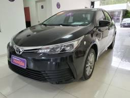 Toyota Corolla 2019 com garantia de fábrica, perícia cautelar aprovada e único dono