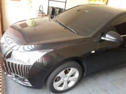 Cruze LT 2012 automático - financiado