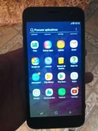 Samsung j2 core semi novo aceito cartão *