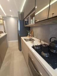 Apartamento 3 quartos no Cascatinha com varanda - Financiamento facilitado