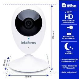 Câmera Mibo ic3 HD com áudio e visão noturna