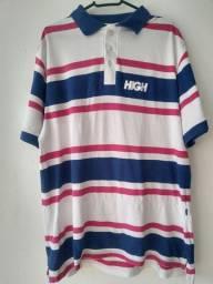 Camiseta high polo kidz