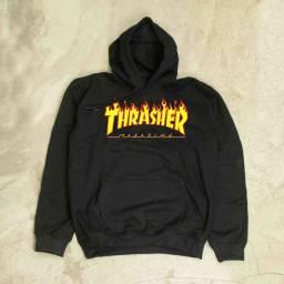 Casaco Moletom Thrasher