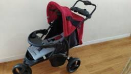 Carrinho de Bebê Infanti Off Road - Semi novo