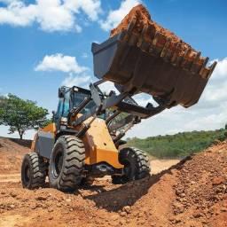 Pá Carregadeira Case W20F Peso Operacional 9.959 kg 2021