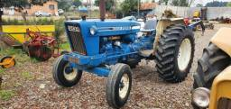 Trator Agrícola Ford 6600, Ano 1980