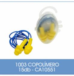 Protetor Auricular plug Dystray - 15 db - CA 10551