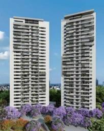 Planeta Square Garden - Millennium Park - 120 a 192m² - 3 Quartos - 4 a 5 Banheiros - 3 Su