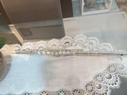 Título do anúncio: Tenho uma flauta transversal Yamanha nova bem pouco foi usada