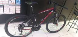 Bicicleta Oggi 7.0 aro 29 TM 19/ 10X de R$300.00 no cartão