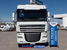 DAF DAF XF 460 2015 VERSÃO SPACE CAB XF 105 FTS 460 6x2 (diesel)(E5) 2015/2015 Via Trucks