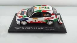 Título do anúncio: Toyota Corolla WRC 1998 1/43