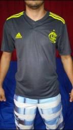 Camisa do flamengo tamanho M usada 1 vez