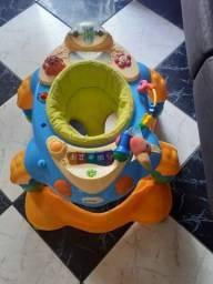 Andador Safety 360° infantil= 230,00