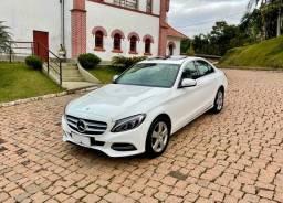 Mercedes C200 - Linda - Top - Nova - Procedência