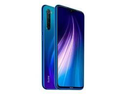 Celular Xiaomi - Note 8 64gb Azul - Na Point Mi