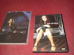 DVDs Ana Carolina