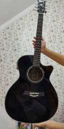 Violão Tagima folk TW29-BK Semi Novo Eletro