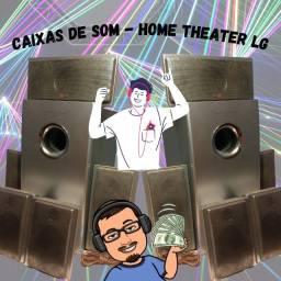 Caixas de som - Home Theater LG LH-D6530A