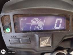 Moto Bros 160 R$15.500,00 quitaderrima