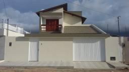Casa nova, duplex, 3 dormitórios, 170m², em Parnaíba-PI, no loteamento Conviver II