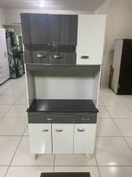 Armário Kit de Cozinha - Entrega Grátis