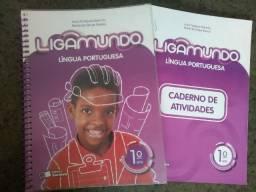 Livro usado: Ligamundo Língua Portuguesa 1