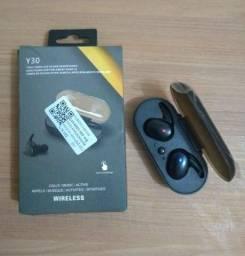 Título do anúncio: Fones Bluetooth Y30