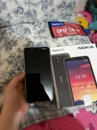 Título do anúncio: Nokia C2 200 pra levar agora