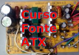 Curso Conserto de Fonte ATX de Computadores