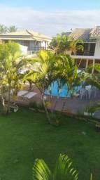 Casa para temporada na praia de taperapuan