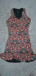 Macaquinha,vestido,croped