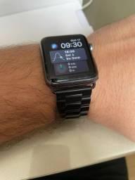 Apple Watch series 2 42mm pulseira de aço