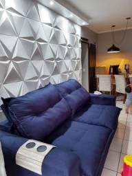 Ap 3 quartos com suite - Praça Seca