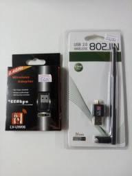 Adaptador USB Wi-Fi