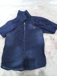 Blusa Jeans