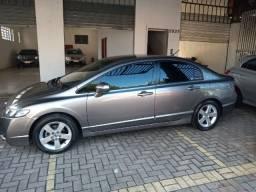 Honda Civic Lxs Automático Couro