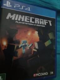 Vendo Minecraft ps4