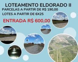 LOTES ENTRADA PROMOCIONAL R$ 599