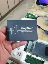 ?SSD 128GB e 240GB - KINGDIAN ORIGINAL/LACRADO/COM GARANTIA