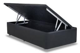 Título do anúncio: Cama solteiro Box com baú fit direto de fábrica Parcelas: