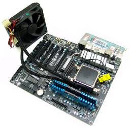 Kit Amd Fx-9590 - Processador, Placa mãe, Memória e Watercooler