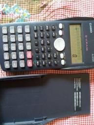 Calculadora científica Cássio. Funcionando.